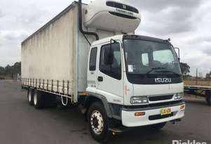 BCI 1998 Isuzu FVM 1400 Long