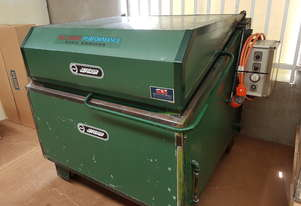 Rotary parts washer