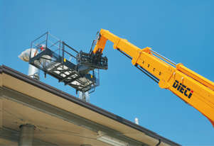 Dieci Pegasus 50.19 - 5T / 18.7 Reach 360* Rotational Telehandler - HIRE NOW!
