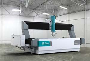 Mach 300 Waterjet Cutting Machine for Heavy Gauge Steel Fabrication