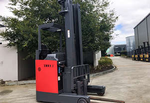 1.4 Battery Electric Sit Down Reach Truck