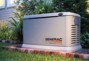 New to Australia! * GENERAC Home/Business STANDBY Generator10kVA (Model: HSG10kVA)