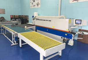 NikMann RTF-cnc-v64 series fully automated edgebander with return conveyor
