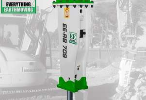EE-RB70S Rock Breaker suits 6 - 9 T Excavators