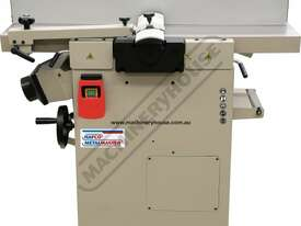 PT-254S Planer & Thicknesser Combination - Spiral Cutter Head 254mm Wide Planer Capacity 254 x 190mm - picture3' - Click to enlarge