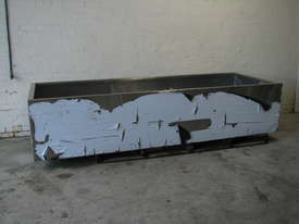 Large Commercial Stainless Steel Canopy Rangehood - 3.3m long - picture0' - Click to enlarge