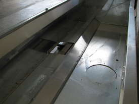 Large Commercial Stainless Steel Canopy Rangehood - 3.3m long - picture2' - Click to enlarge