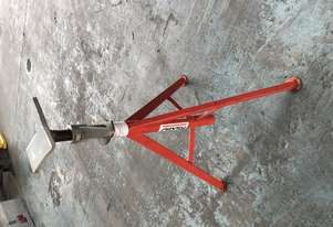 Ridgid Pipe Stand Welders Height Adjustable Heavy Duty 1136kg Capacity