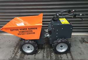 Eletric 4x4 Gutto power barrow