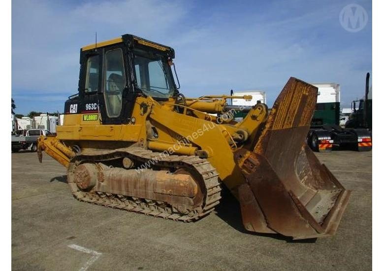 Used Caterpillar 963C Crawler Loader in , - Listed on Machines4u