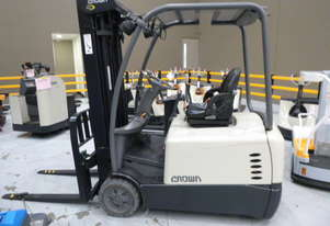 Crown Electric Forklift - SC Series (Perth branch)