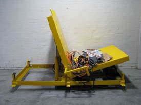 Large Hydraulic 90 Degree Pallet Roll Tipper Inverter - picture0' - Click to enlarge