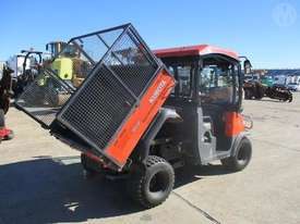 Kubota RTV9000 CPX - picture1' - Click to enlarge