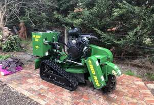 Red Roo Stump Grinder SP5014 only 105hrs