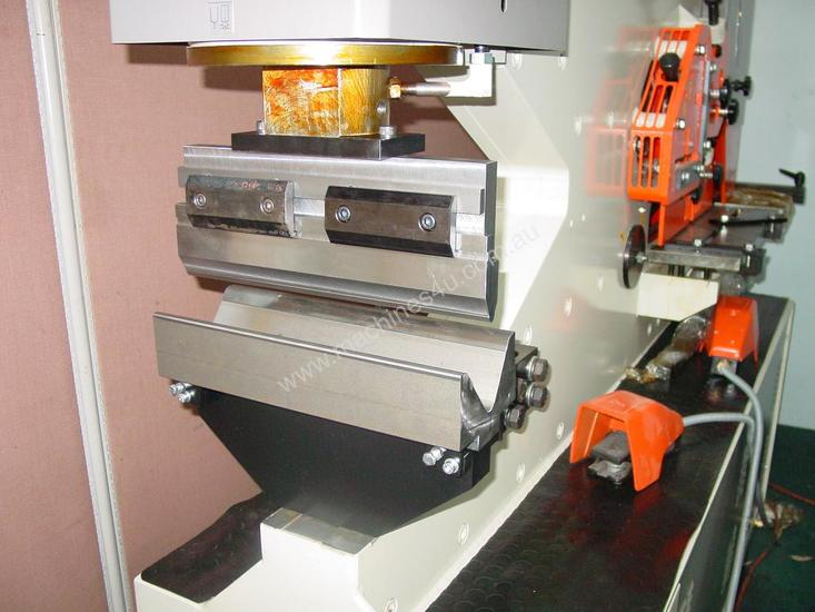 Ironworkers Press Brake Attachments