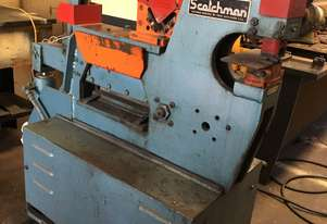 SCOTCHMAN 40 TON PUNCH & SHEARING MACHINE