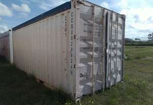 Custom 20 FT Open Top Sea Container