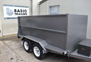 Tipper Trailer - Hydraulic 10x5 High Side (Australian Made)