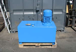 10kW 350L Hydraulic Power Pack Unit