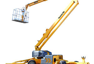 Haulotte Lightweight auto levelling 60ft Cherry Picker
