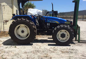 New Holland TT75 FWA/4WD Tractor
