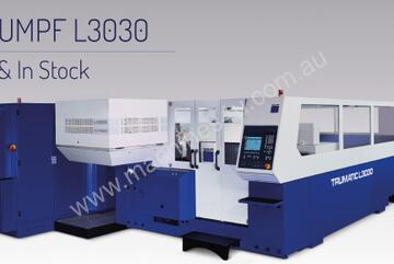 Second Hand TRUMPF L3030 Laser Cutting Machine