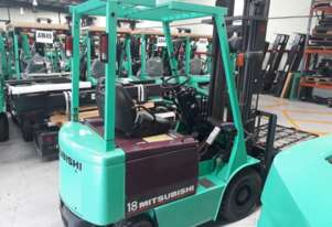 Mitsubishi FB18 (superceded model) FORKLIFT