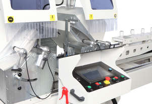 AS 420 Double Head Cutting Machine Ø 500 mm - Semi-automatic with 1 Axis Servo control