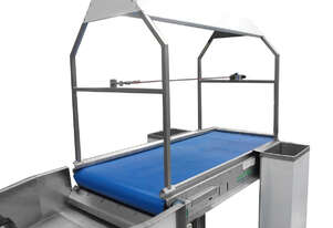 Wyma   Belt Inspection Table