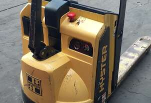 Hyster 1600kg Electric Pallet Mover only $1800+gst! Great valve!