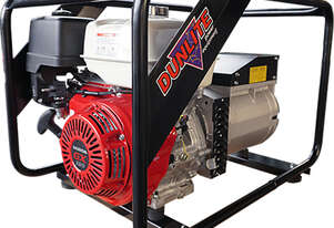8kVA Dunlite DGUH7C-2A Honda Powered Generator with AVR