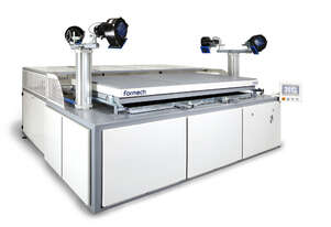 Formech 2440 Large Format Vacuum Former (Quartz-Heated, full sheet size!)
