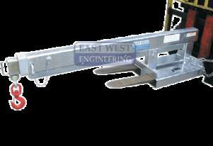 Fixed Telescopic Jib - 4.75t Long