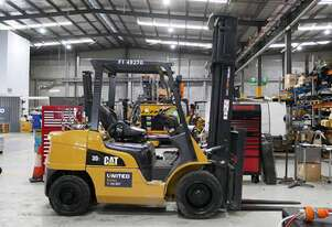 Caterpillar Used 3.0T Cat LPG Forklift