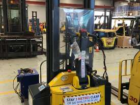 1.45T Battery Electric Walkie Stacker - picture1' - Click to enlarge