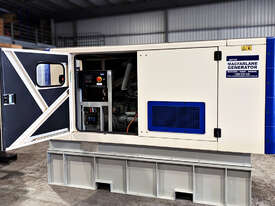 110kVA Used Perkins Enclosed Generator Set - picture1' - Click to enlarge