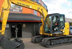 New Holland E140C Track Mounted For Hire
