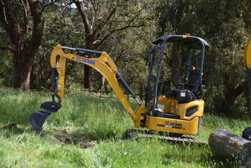 XCMG XE17U Excavator 1.7 TONNE GREAT MACHINE PRICED TO SELL