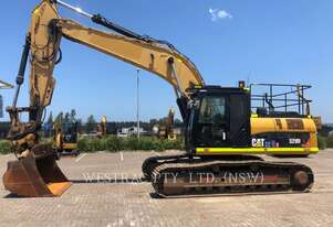 CATERPILLAR 329DL Track Excavators