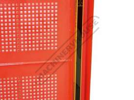HGL-3106 Hydraulic NC Guillotine 3060 x 6mm Mild Steel Shearing Capacity 1-Axis NC Cybelec 6W Touch  - picture9' - Click to enlarge