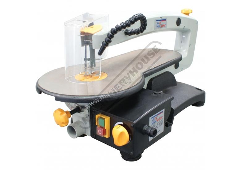 B-18V Variable Speed Scroll Saw 450mm (18