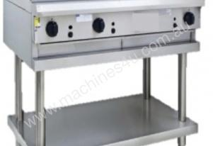 Luus CS-9C - 900 BBQ Char and Shelf Professional Series