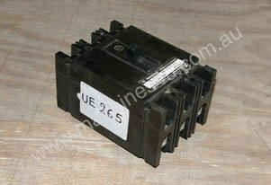Westinghouse FB3065 Circuit Breakers.