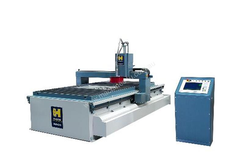 HACO KOMPAKT CNC PLASMA CUTTING MACHINES