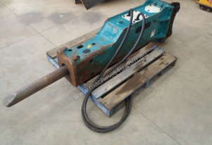 GB Hydraulic Hammer Breaker GB5T RATED 9-17 TON