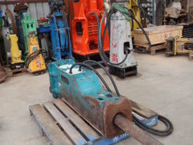 GB Hydraulic Hammer Breaker GB5T RATED 9-17 TON - picture3' - Click to enlarge