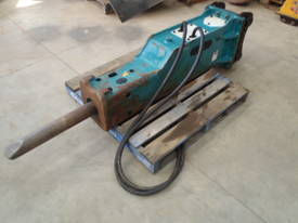 GB Hydraulic Hammer Breaker GB5T RATED 9-17 TON - picture0' - Click to enlarge