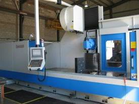 Eumach FBE Universal Bed Type Machining Centre - picture12' - Click to enlarge