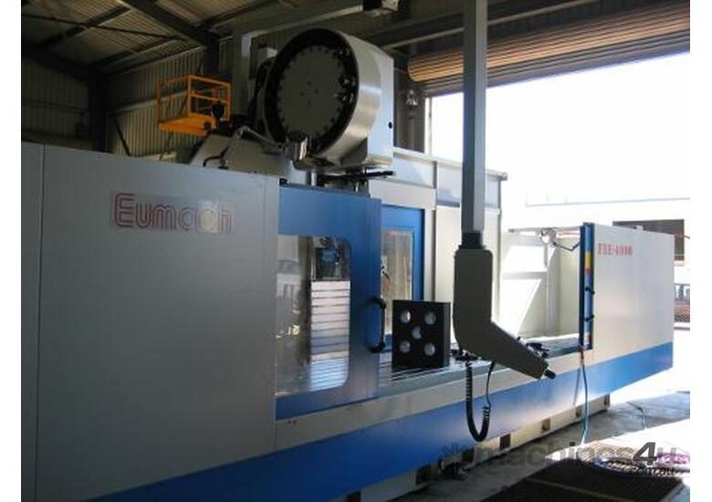 Eumach FBE Universal Bed Type Machining Centre