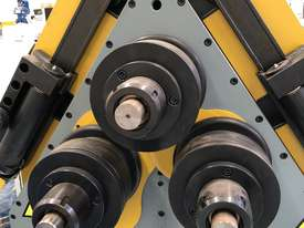 AMOB SECTION ROLLS | HYDRAULIC | DRO | PINCH TYPE  | 80MM SHAFT | HEAVY DUTY | EUROPEAN   - picture3' - Click to enlarge